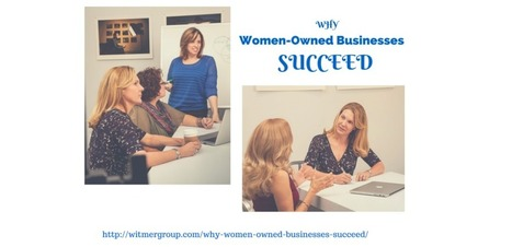Why Women-Owned Businesses Succeed | Entrepreneurs and Small Business Owners | Scoop.it