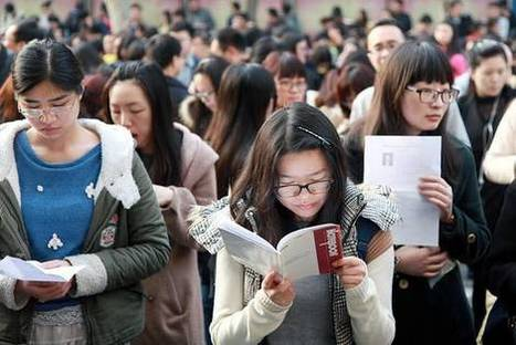 Amid Corruption Crackdown, 10,000 Chinese Officials Want New Jobs | EconMatters | Scoop.it