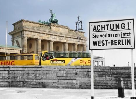 Découvrez Berlin, avant et après la chute du mur   Archivance - Miscellanées   Scoop.it