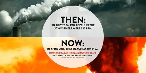 An Inconvenient Truth Then and Now: What's Changed for Our Climate Since 2006? | Climate Reality | Climate & Clean Air Watch | Scoop.it