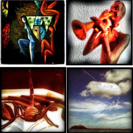 Publicidad 2.0: arte con vino | Mangas Verdes | Publicidad en el Mundo | Scoop.it
