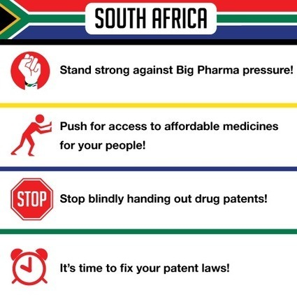 MSF urges South Africa to stand strong in defiance of aggressive pharma moves to delay change | antispychotic drugs | Scoop.it