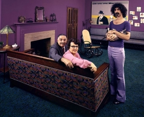 Photographs of rockstars with their parents   Creative Boom   Photography News Journal   Scoop.it