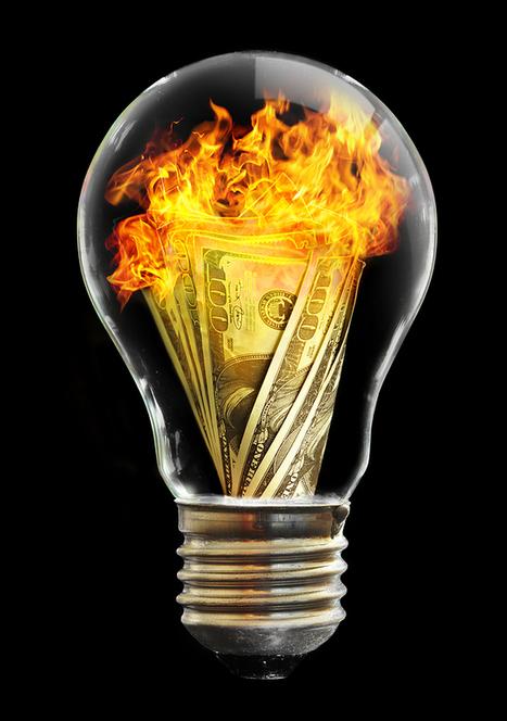 Is Facebook Advertising Like Burning Money? | Jeffbullas's Blog | Dynamic Modern Marketing | Scoop.it
