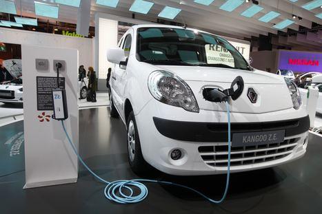 L'Etat français va accroître son parc de voitures électriques | Le groupe EDF | Scoop.it