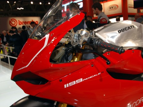1199 Panigale Commercial | Ducati news | Scoop.it