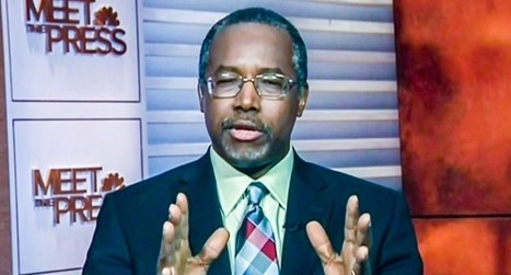 Ben Carson: Religion is needed to interpret science because 'maybe it's just propaganda'   Religion and Politics   Scoop.it