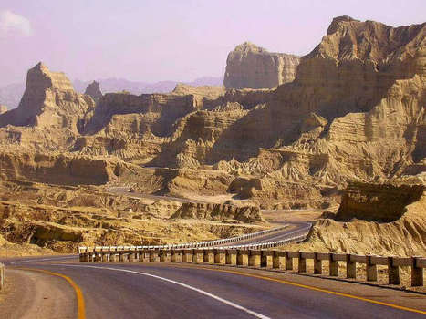 Jewel of Baluchistan: Hingol National Park | HINGOL NATIONAL PARK! | Scoop.it
