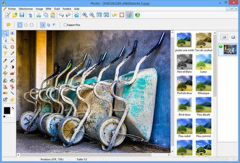 PhoXo - Mini Photoshop d'origine chinoise | Retouches et effets photos en ligne | Scoop.it