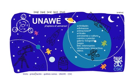 UNAWE - Explora el Universo | FOTOTECA INFANTIL | Scoop.it