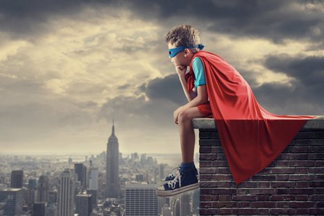 The Rise of Superhero Therapy: Comic Books as Psychological Treatment   Geek Therapy   Scoop.it
