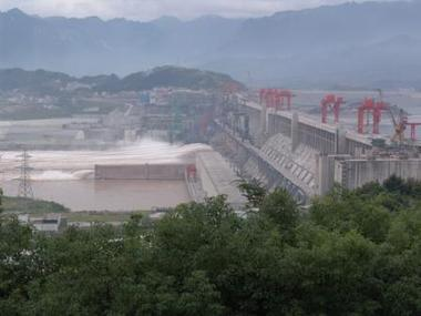China's Big Dam Problem | Economy Watch | Water issues in China | Scoop.it