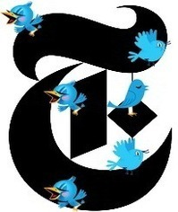 Reporting with Twitter: divergent views within the New York Times | Webjournalisme | Scoop.it