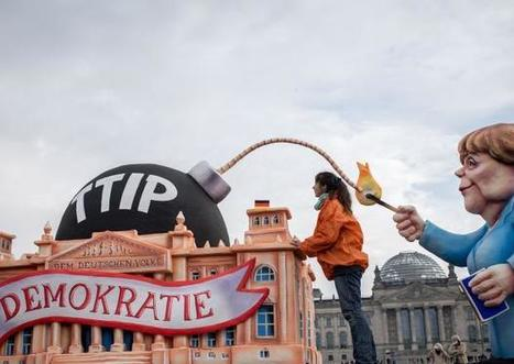 TTIP 'could cause an NHS sell-off and UK Parliament would be powerless to stop it' | Business Video Directory | Scoop.it