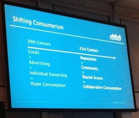 AirBnB, la chanson entêtante de la consommation collaborative | Tourisme et marketing digital | Scoop.it