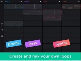 The Best Music Creation Apps for Teachers ~ Educational Technology and Mobile Learning | Edtech PK-12 | Scoop.it