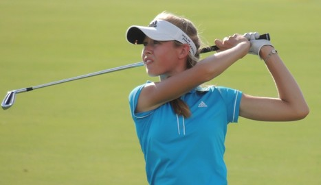 Nelly Korda to Join her Sister on LPGA Tour in 2017   LPGA   Scoop.it