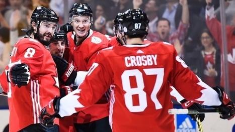 Bluenose hockey stars dominating at World Cup of Hockey | NovaScotia News | Scoop.it
