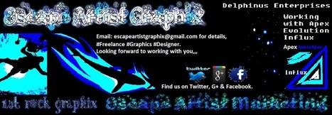 Escape Artist Graphix: Portfolio | Exploring | Scoop.it