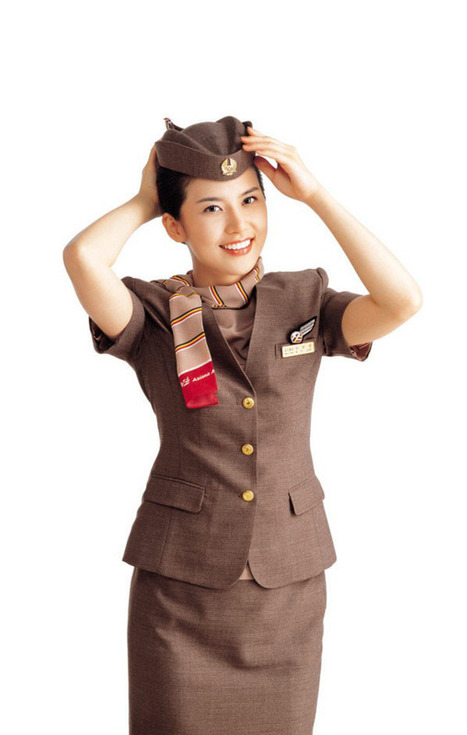 Smile of Asiana Airlines Air Hostess ~ World stewardess Crews | Airline Industry | Scoop.it