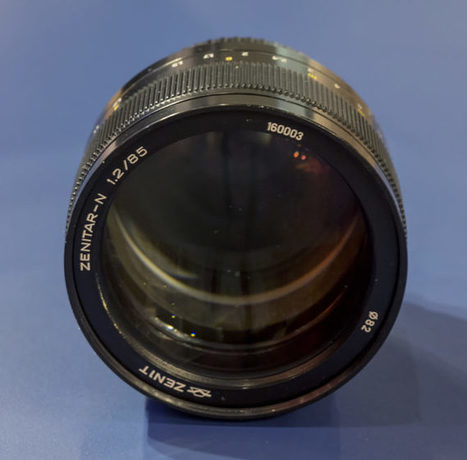 Zenit are rejoining the race with their new 50mm f/0.95, 50mm f/1.2 and 85mm f/1.2 lenses - DIY Photography   Amateur Photographer   Scoop.it