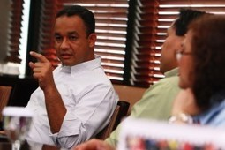 Anies Tries to Make a Difference in Politics - The Jakarta Globe | Indonesie 2014 | Scoop.it