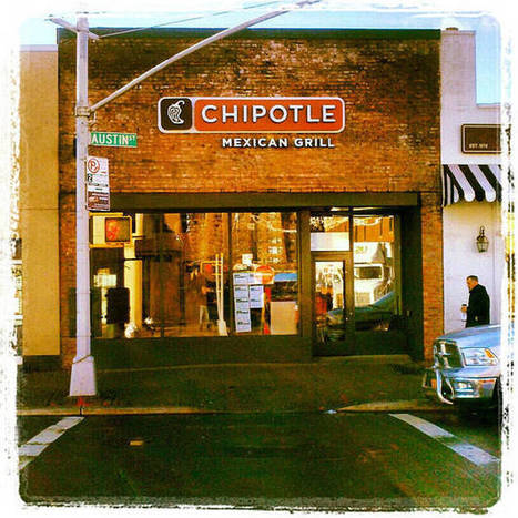 Your Stomach Will Be Grumbling After Reading These 13 Facts About Chipotle | Strange days indeed... | Scoop.it