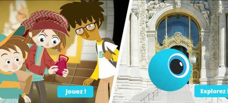 Les musées de la Ville de Paris lancent une plateforme dédiée aux jeunes publics - Ludovia Magazine | L'enfant et les écrans | Scoop.it