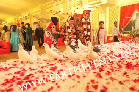 Indian wedding decorations | earth event:- top event management company in delhi | Scoop.it