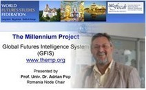 Global Futures Intelligence System Developed by The Millennium Project ... - PR Web (press release)   Global Brain   Scoop.it