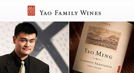 Le vin Yao Ming vendu à 450 euros la bouteille en Chine | Vins et Vignerons | Scoop.it
