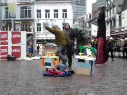 Villa Krakelbont Krijg Je Niet Gekraakt!! | Occupy Belgium | Scoop.it