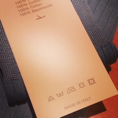 Les chaussettes, un accessoire indispensable.   Torcello - Costume sur mesure   Scoop.it
