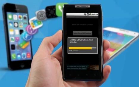 Tutoriel : Comment passer de l'iPhone à Android sans perdre ses données   Au fil du Web   Scoop.it