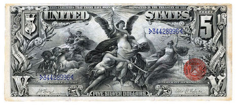 An Illustrated History of American Money Design | Navigate | Scoop.it