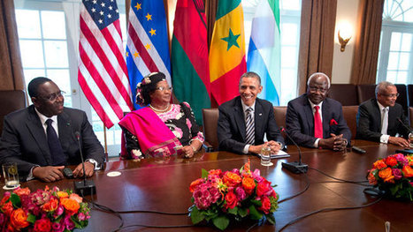 How Obama Can Make His Africa Trip Worthwhile   International aid trends from a Belgian perspective   Scoop.it
