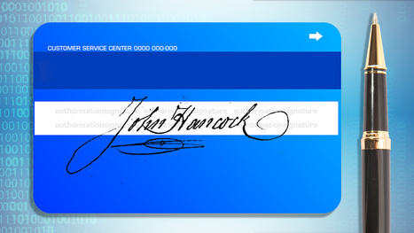 Should You Sign the Back of Your Credit Card? | Digital-News on Scoop.it today | Scoop.it