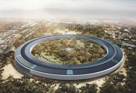 Everything You Need To Know About The Apple 2 Campus | Real Estate in Silicon Valley | Scoop.it