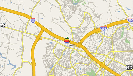 Apple, Google, Facebook, and OpenStreetMap: The top 5 changes to expect from maps in 2013 | New Media Technology | Scoop.it
