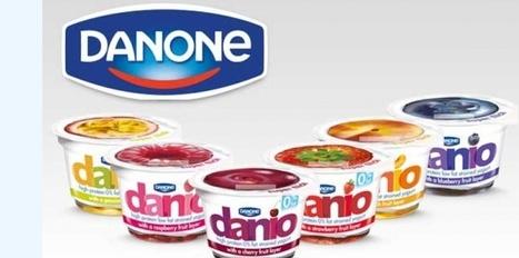 Danone lance Danio pour réconcilier les hommes avec les yaourts   Alimentation   Scoop.it