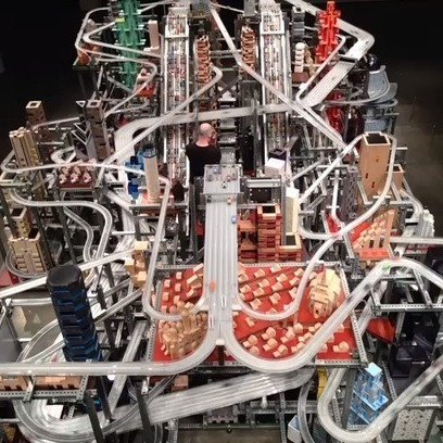 More metropolis ii. @lacma | Clic France | Scoop.it