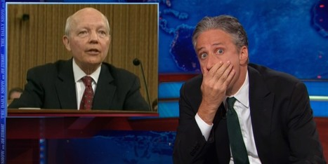 Jon Stewart Finds The REAL Scandal At The IRS | Tax Law | Scoop.it