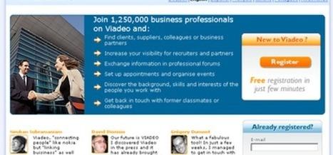 Le réseau social professionnel Viadeo lève 24 millions d'euros avec le FSI | Toulouse networks | Scoop.it
