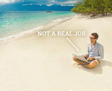 The Truth About Being a Freelance Travel Writer | Tourism Social Media | Scoop.it