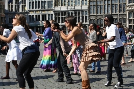 "Brussels is home to world's second most diverse population (only after Dubai) | Do you know ""Belgium""? ベルギーって言う国知ってますか? 