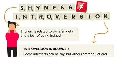 Happiness Tricks For Introverts (INFOGRAPHIC) - Huffington Post | In de Buurt van Geluk | Scoop.it