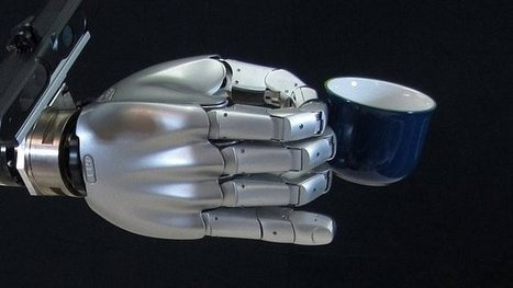 Robot could load up dishwasher | Science, Technology, and Current Futurism | Scoop.it