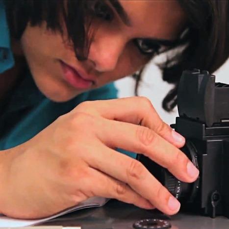 "Build Your Own SLR Camera With a DIY Kit [VIDEO] | L'impresa ""mobile"" | Scoop.it"