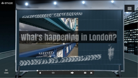 What's happening in London?  Emaze | FOTOTECA LEARNENGLISH | Scoop.it