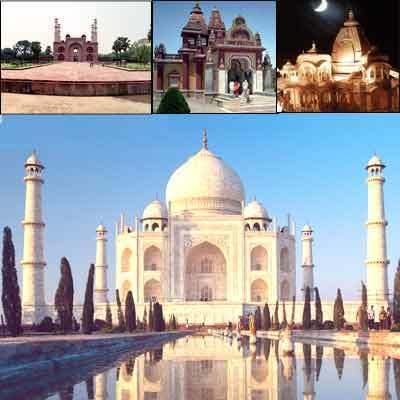 Agra Mathura Vrindavan Same day Tour, Delhi to agra tour Bus Ticket booking Service, same day tour bus ticket book | South Delhi Travel Center- Tempo Traveller and Volvo bus Service By Tour  Call: +919811181111 | Scoop.it